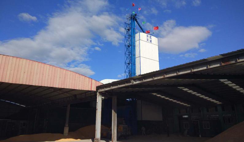 天津热泵粮食烘干机系统