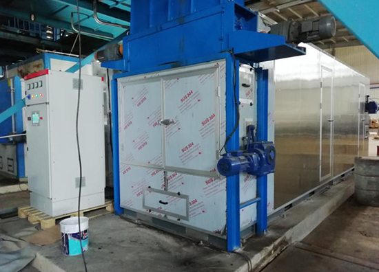污泥热泵低温干化
