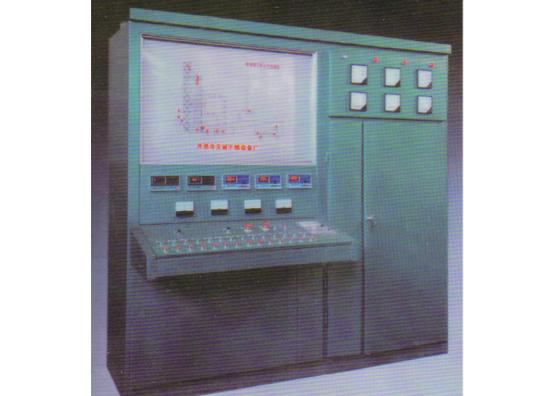 模拟显示控制柜