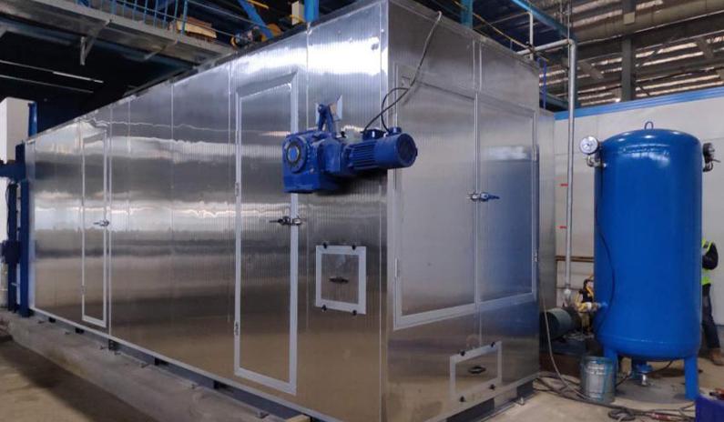 污泥低温热泵干化系统
