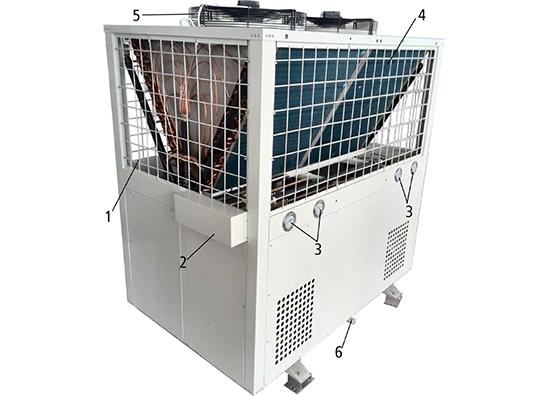 热泵果蔬烘干机介绍